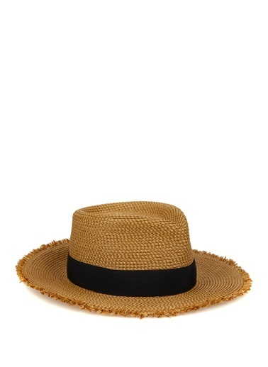 Eric Javits Eric Javits   Püskül Detaylı Kadın Şapka 101635842 Siyah